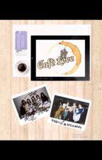 Cafè Love (Apply Story Fic) with BTS  by DandielionPrincess