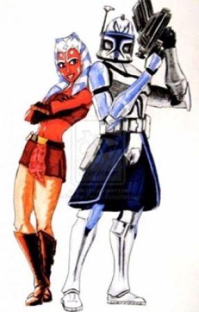 Rex and Ashoka love story: Rexsoka by Alea11595