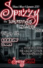 Spazzy Magazine September 2013 by SpazzyMagazine
