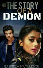 The story of a demon by GabrielaMutulescu