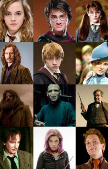 Paringi||Harry,Hermiona,Ron,Fred,Ginny,Blaise,Draco,Snape,Lucjusz,Luna I Inni!