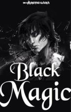 Black Magic: Nico visits Hogwarts by arctic_lara