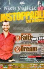 God's Words through Nick Vujicic (Live in Manila) by SavedByHisGrace