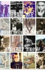 Tell me something I don't already know | Alex Turner by mardybum___