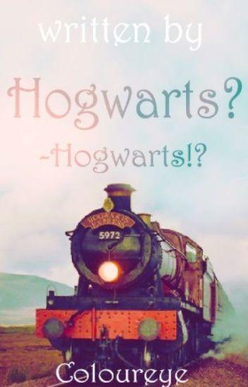 Hogwarts? -Hogwarts!? [PJ & HP FF] *PAUSIERT*