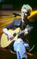 Yellow Guitar Man by caeciliamaura