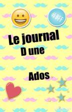 Le journal  d une ados  by elisaOtz