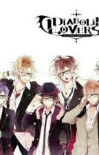Diabolik Lovers by Daisy3108