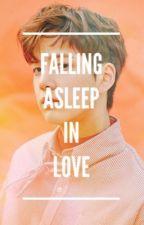 Falling (Asleep) In Love  // NamJin by SeokjinsAss