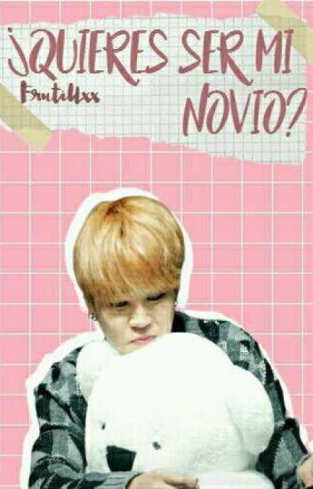 ¿Quieres ser mi novio? ↭ Yoonmin