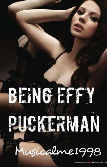 GLEE Being Effy Puckerman(Ryder Lynn love story)