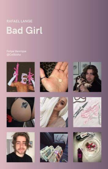 Bad girl ;; cellbit