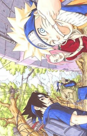 Sasuke No Seas Celoso(Sasuke,Gaara,Naruto Y Tu) |PAUSADA| by HinataUchija