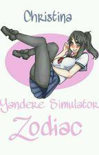 Yandere Simulator Zodiac  by --Christy