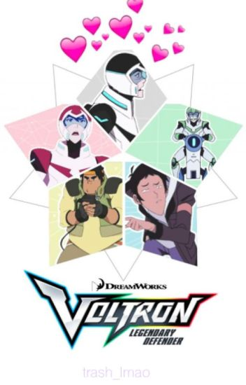 Voltron: Legendary Defender One Shots
