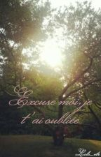 Excuse moi, je t'ai oubliée by Lolo_vtr