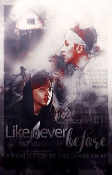 Like never before [ Nct Haechan ]