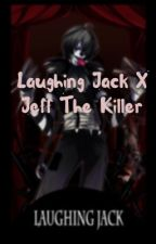 Laughing Jack x Jeff the killer by TaylorKBooks