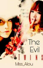 The Evil Twin #wattys2016 by Miss_Alou