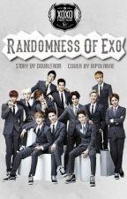 RANDOMNESS OF EXO(SCENARIOS) by DoubleADR