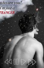 Stranger. by missyoya