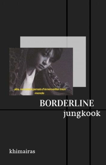 borderline ↠ jungkook [a.s]