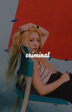 Criminal •°- min yoongi by Cry__Baby