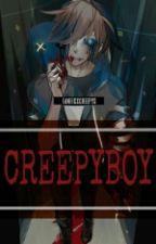CREEPYBOY『Eyeless Jack』 by fanficscreepys