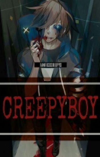CREEPYBOY『Eyeless Jack』