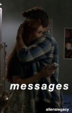 messages » stydia au by allenslegacy