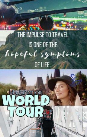 WORLD TOUR by HNJahangiri