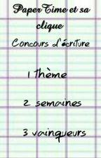 Concours D'écriture by PaperTime