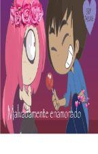 Malvadamente enamorado///FNAFHS by emikawaii78