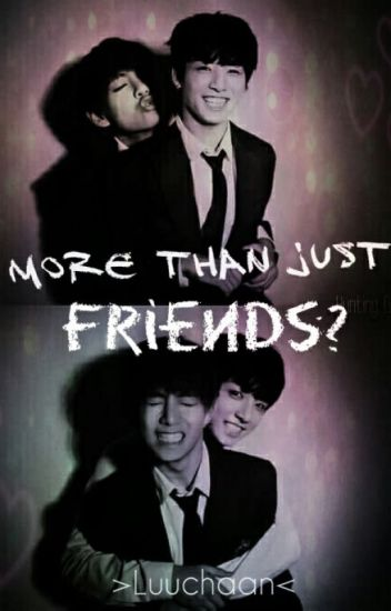 More than just Friends? #vkook