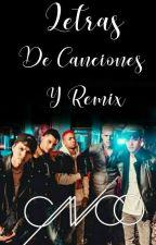 Letras Del Álbum Primera Cita (CNCO) by nidielymatos