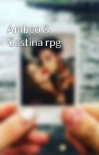 Ambeo & Gastina rpg  by silver_daydreamer