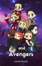 Instagram and Facebook Avengers by JednoduseVeru