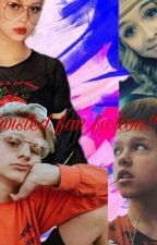 A twisted fanfiction!!Jacob Sartorius Mark Thomas and Loren Beech by shellywho