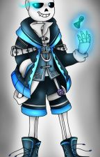 Black and White (Chess!Tale Sans x Abused!Reader by Nightblight24