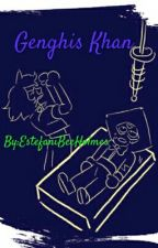 Genghis Khan by EstefaniBeeHolmes