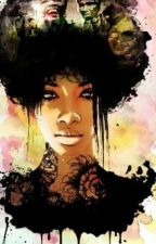 Black Girl found her voice x by IzziArday
