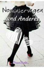 ♡Nominierungen & Anderes♡ by _DreamViolet_