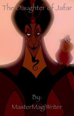 The Daughter of Jafar by GoldenScriptWriter