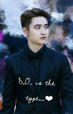 D.O. is the type... ❤ by ParkKyungsoo_1261