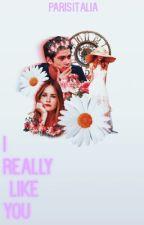 I Really Like You. by LightningxDisastrous