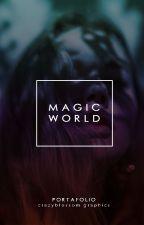 Magic World   Portafolio by CrazyBlossom