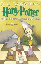 Harry Potter e la pietra filosofale (1) di J.K. Rowling by uarenotlou