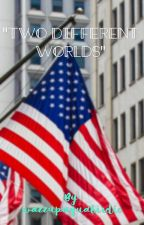 America X Human! Real World! Reader || Two Different Worlds || by wazzupaquabirdie