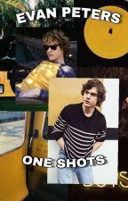 Evan Peters-one shots  by ArlethMartinez6