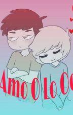 ¿Lo Amo o Lo Odio? (GoldenxFoxy) FNAFHS #PREMIOSFNAFHS by Kizzeu